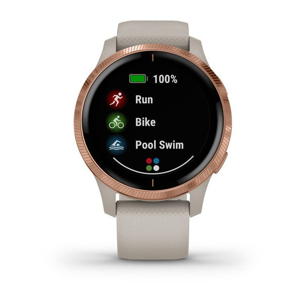 garmin oman venu rose gold