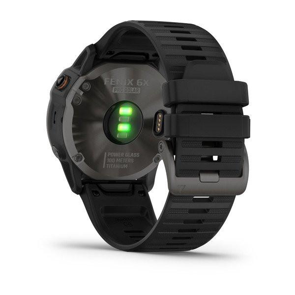 garmin oman fenix 6X Pro solar black