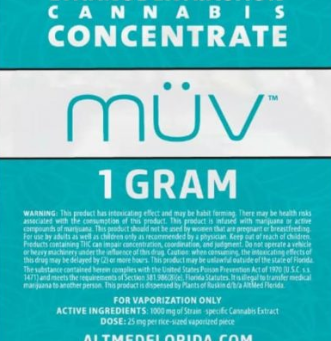 MUV Concentrates Reviews | AltMed Products