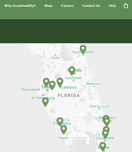GrowHealthy Florida dispensary locations