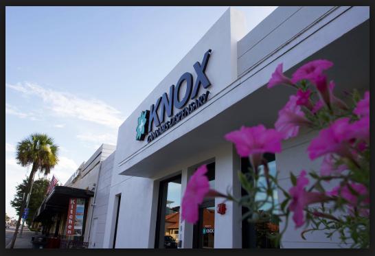 Knox Medical dispensary locations