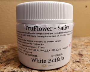 Trulieve West Palm Beach - White Buffalo flower