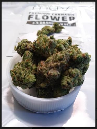 Headband marijuana strain smokable flower | MUV dispensary