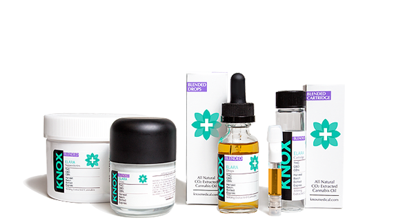Knox Medical dispensary products