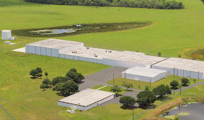 GrowHealthy marijuana growing facility in Florida
