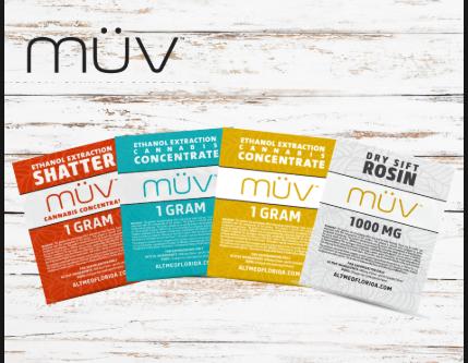 MUV Rosin Concentrate Reviews   Chemhund Hybrid Strain