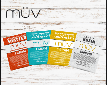 MUV Rosin Concentrate Reviews | Chemhund Hybrid Strain