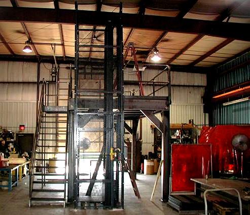 Parts Lift Project