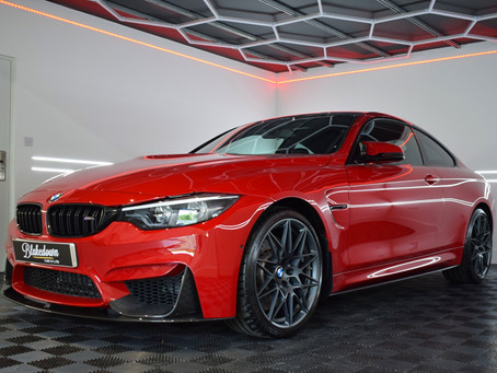 BMW M4 Heritage Edition - The Works