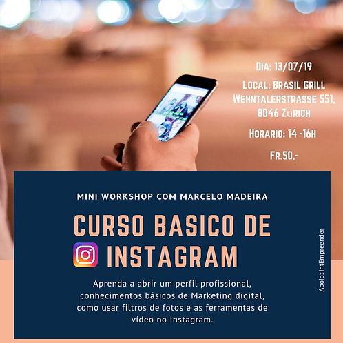 Curso Básico de Instagram