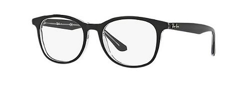RX 5356 Black & Transparent