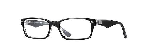 RX 5206 Black Transparent