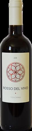 Rosso del Vivo. Toby Owen winemaker. Coste del Vivo