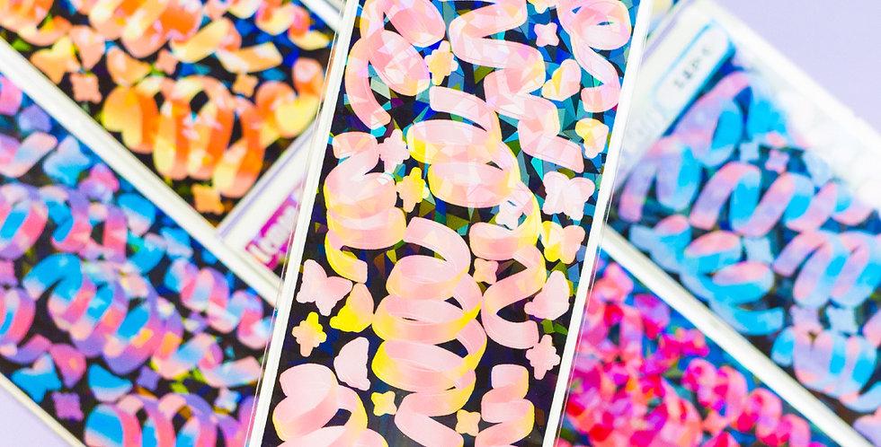 LEMON BERRY Aurora Confetti Sticker