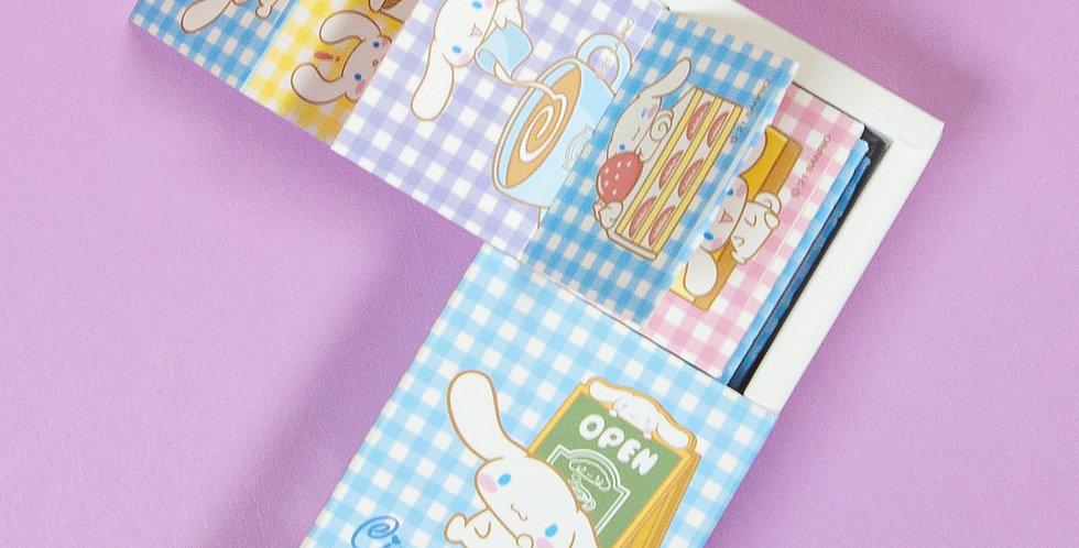 SANRIO Cinnamoroll Mini Box Sticker