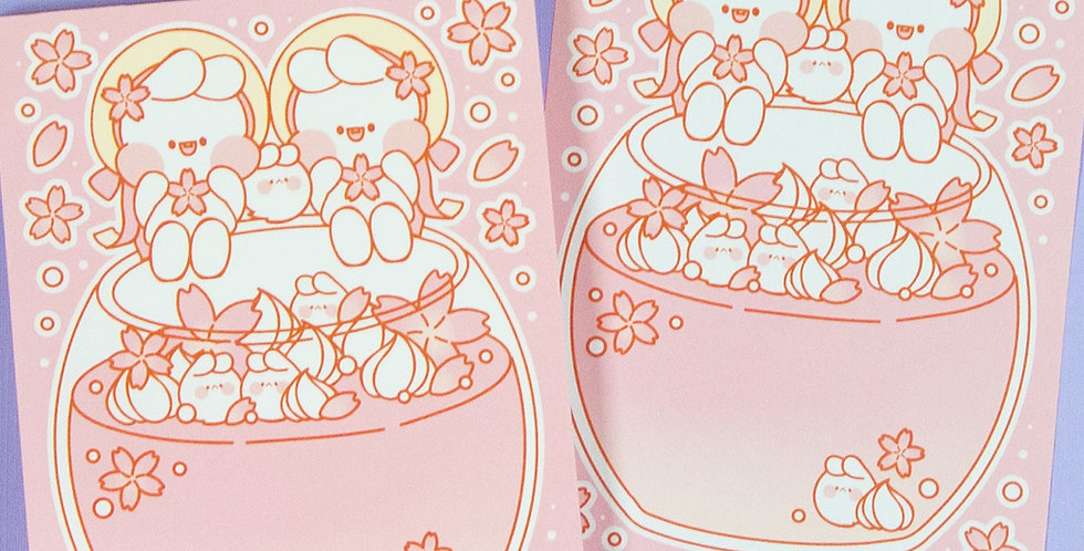 PUT SO NYEON Blossom Juice Memo