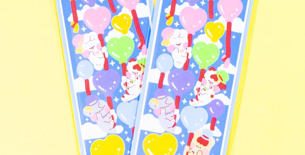 PUT SO NYEON Balloon Sticker