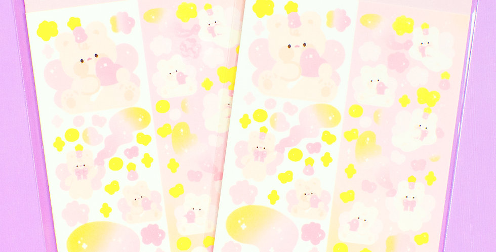 JOIE ATELIER Fairy Kobi 2 Twin Sticker