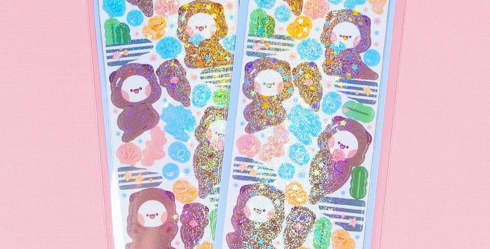 PUT SO NYEON Otter Sticker