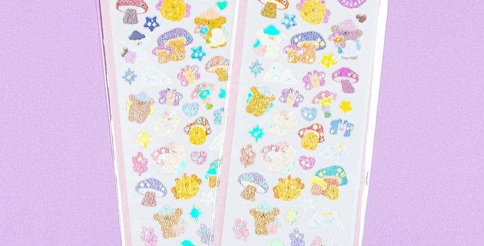 OKIKI Forest Tinkerbell Sticker