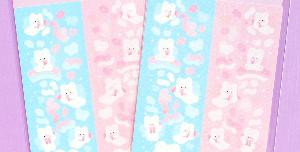 JOIE ATELIER Fairy Kobi Twin Sticker