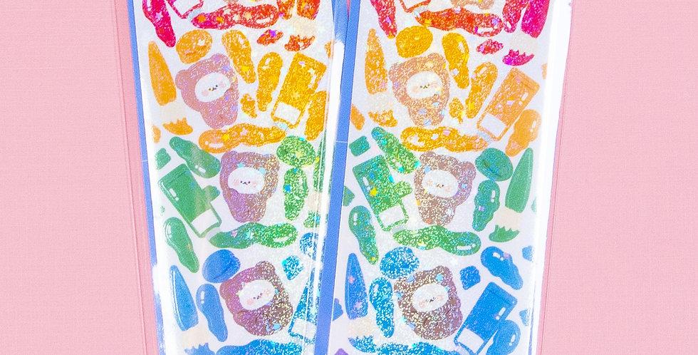 COTTON DANCHOO Paints Sticker