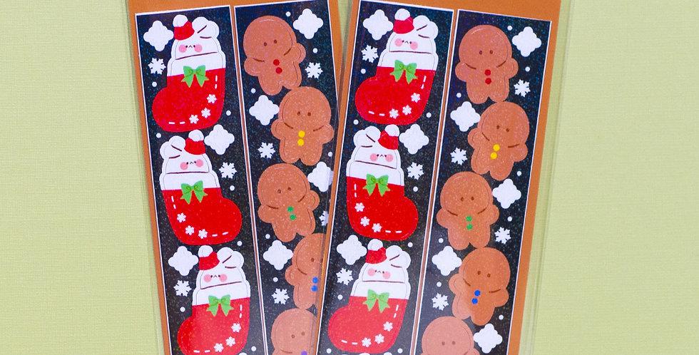 PUT SO NYEON Christmas Mini Sticker