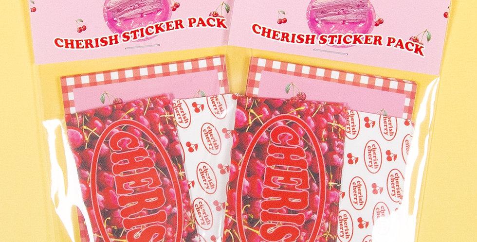 LOVE THINGS Cherish Sticker Pack