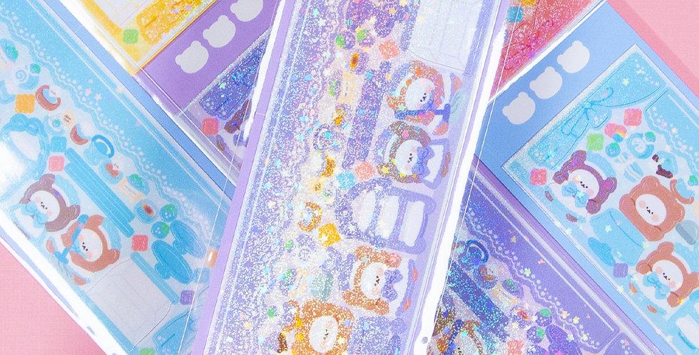 COTTON DANCHOO Maid Sticker