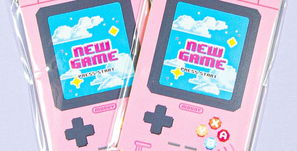 MOODY Game Machine Frame Sticker Set