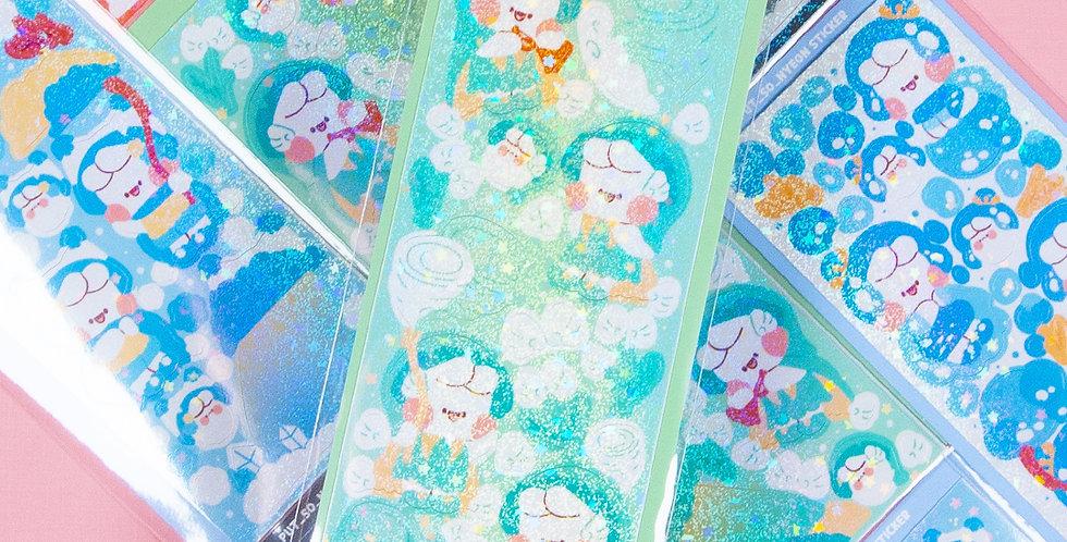 PUT SO NYEON Weather Fairy Sticker