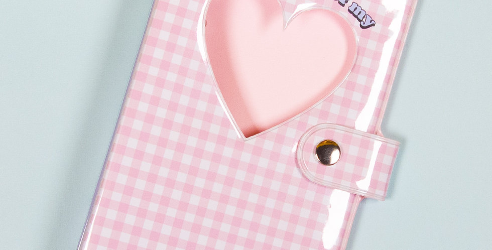 LOVE THINGS Signature A6 Diary Cover