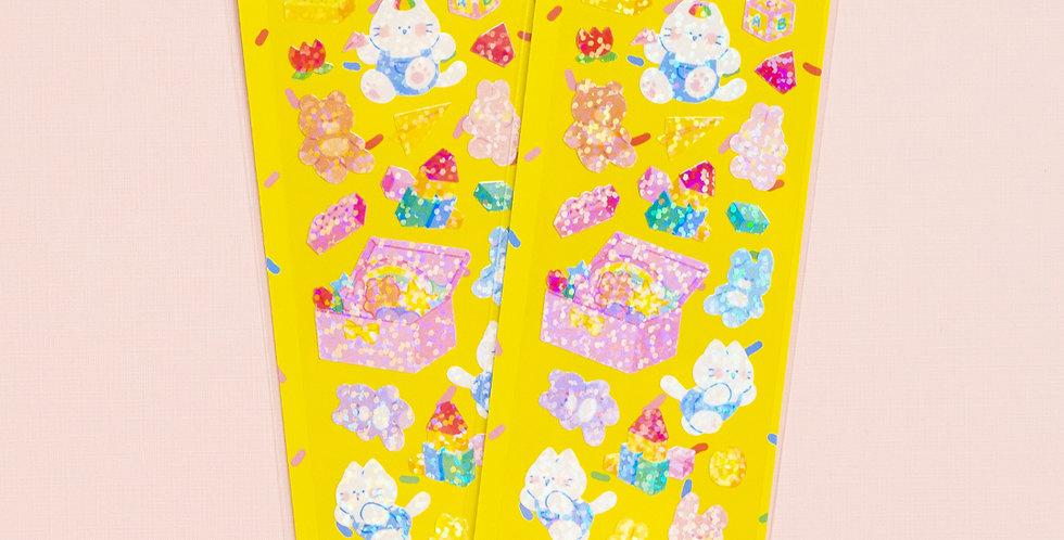 MANTA BOX Twinkle Toy Koaeng Sticker
