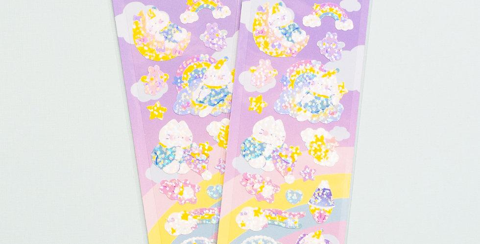 MANTA BOX Twinkle Dreaming Sticker