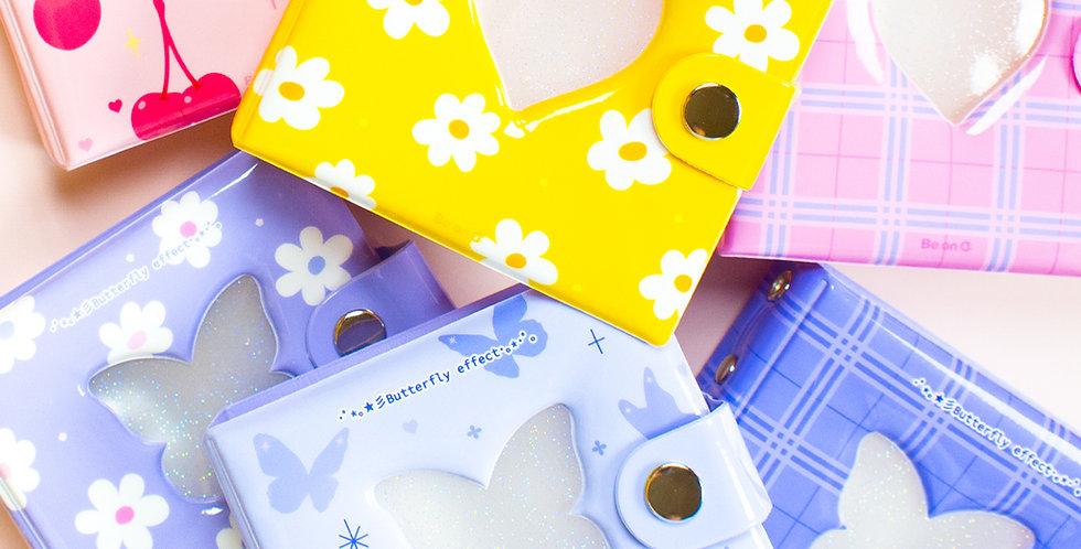 BE ON D Deco Pocket Mini Polaroid Binder