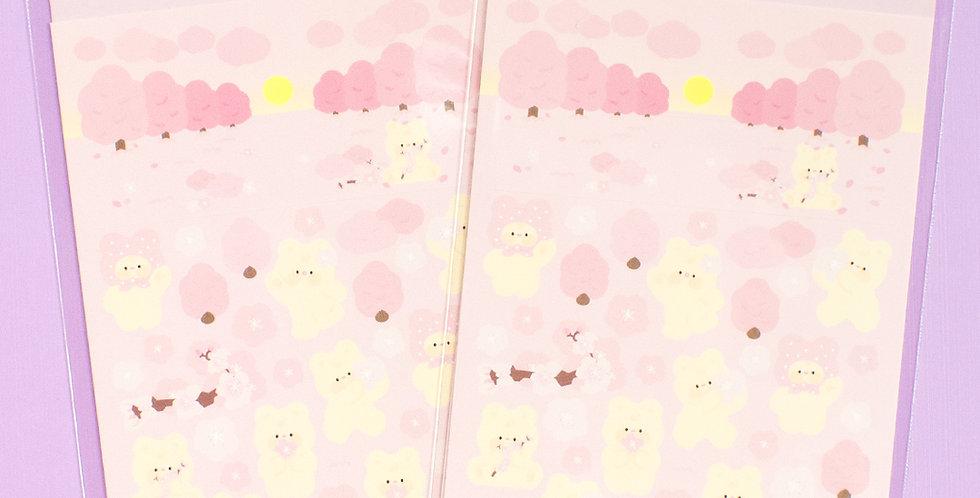 JOIE ATELIER Cherry Blossom Kobi Sticker