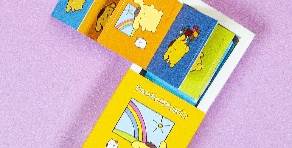 SANRIO PomPomPurin Mini Box Sticker