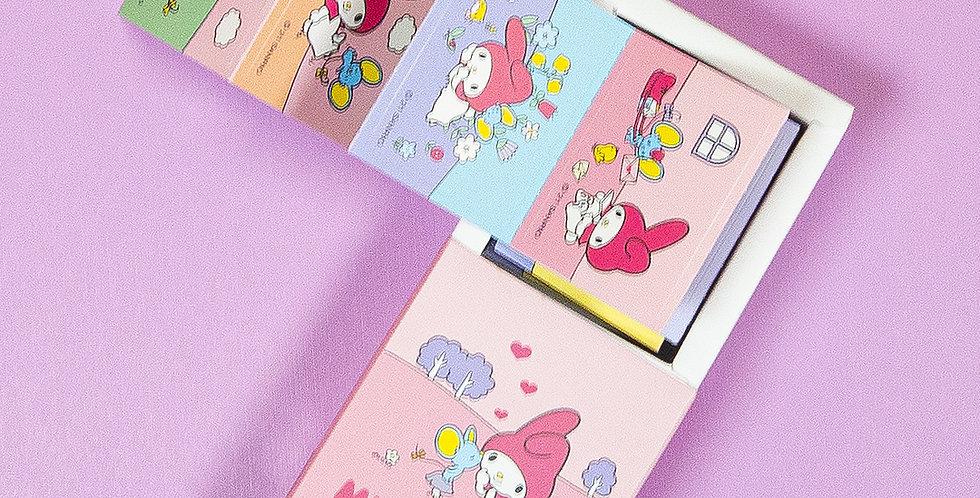 SANRIO My Melody Mini Box Sticker