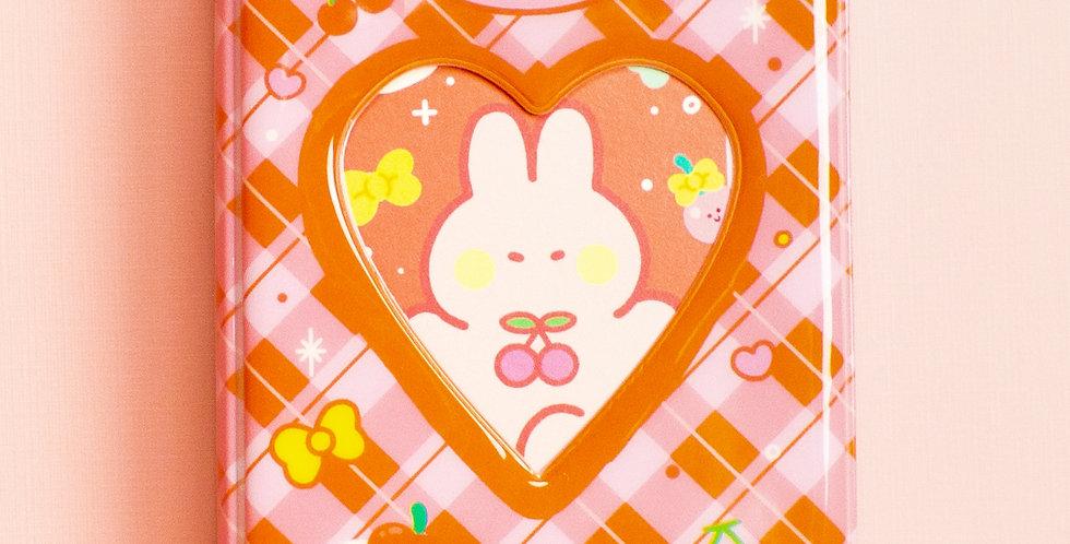 MANTA BOX Cherry Bunny Collect Book