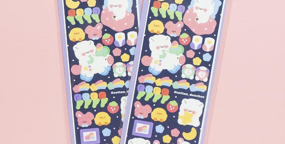 COTTON DANCHOO Dreamland Sticker