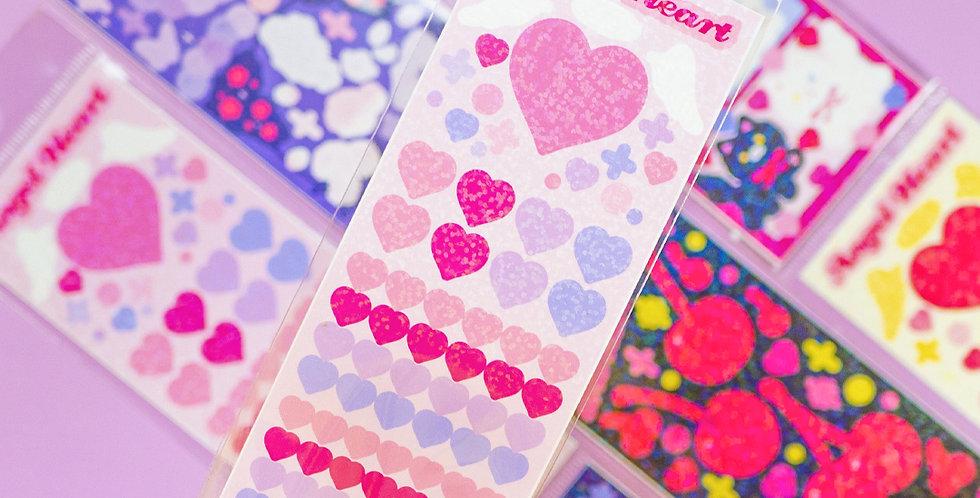 BE ON D Love Flavor Twinkle Sticker