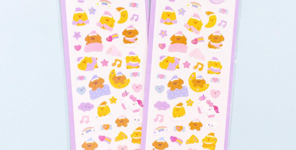 OKIKI Sweet Dream Sticker