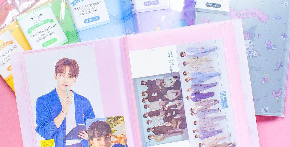 SANRIO 2L Size Photo Pocket Album