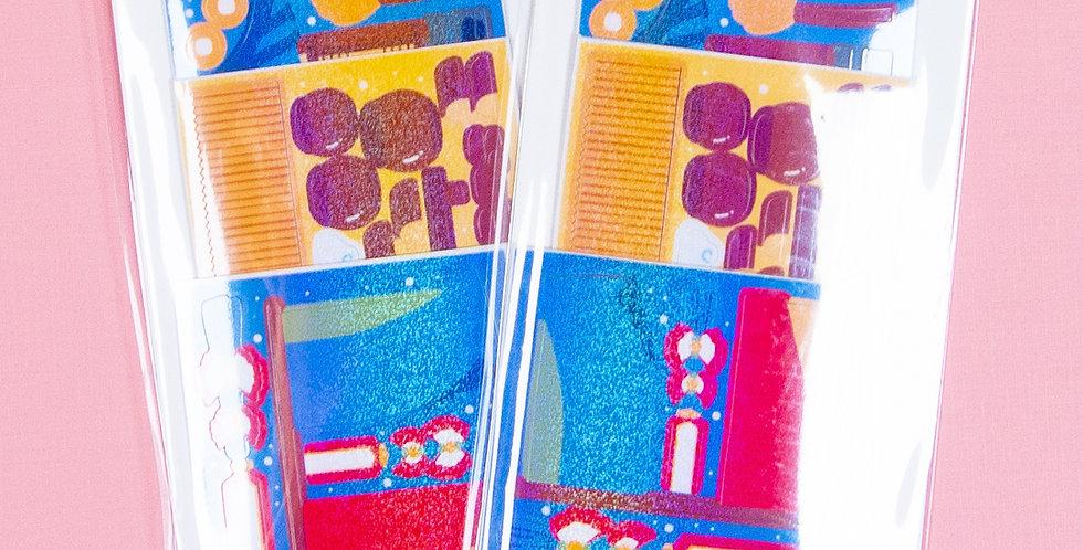 PUT SO NYEON Joseon Palace Sticker Pack