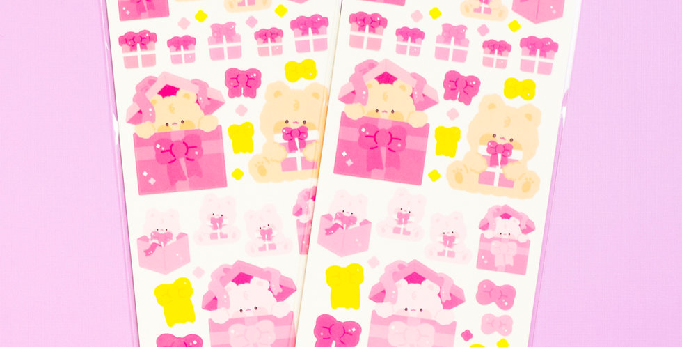 JOIE ATELIER Gift Kobi Sticker