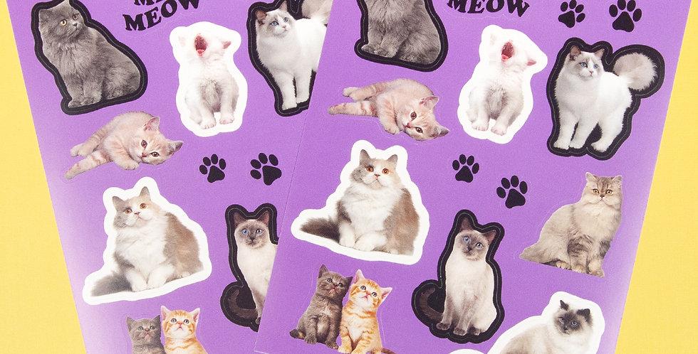 LOVE THINGS My Little Kitty Sticker