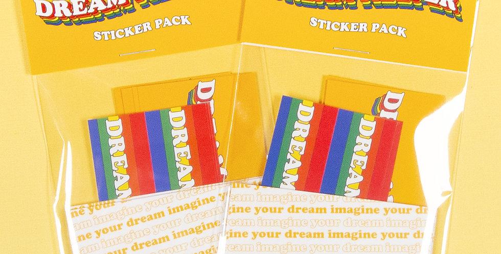 LOVE THINGS Dream Keeper Sticker Pack