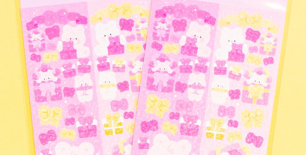 JOIE ATELIER Gift Kobi Twin Sticker