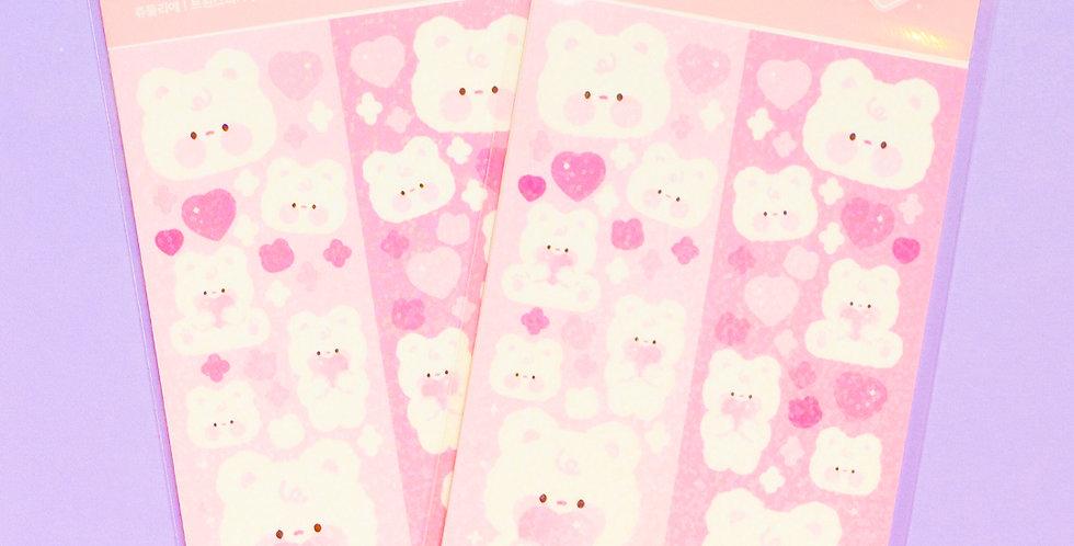 JOIE ATELIER Lovely Kobi Twin Sticker