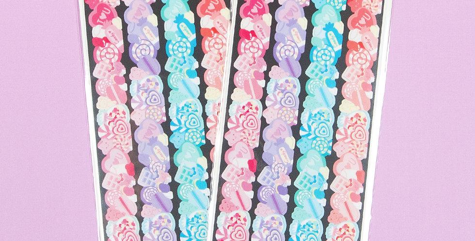 LEMON BERRY Polco Sweet Sticker